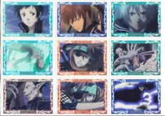 D gray Man_Trading Cards_Shining Clear Card Vol1_Regs_02
