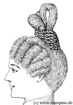 Http Marquise De De 1800 Howto Frisuren Fr 1830 2 4 Jpg Frisuren