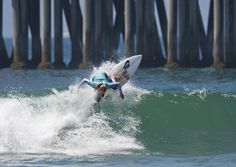 Lakey Peterson at the US Open