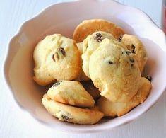 Τέλεια Μπισκότα με ζαχαρούχο Chocolate Chip Cookies, Truffles, Cauliflower, Muffin, Sweets, Baking, Vegetables, Eat, Breakfast