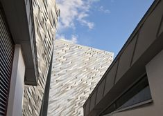 Titanic Belfast by CivicArtsand Todd Architects -