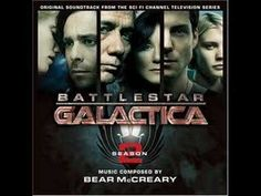Roslin and Adama, Bear McCreary (you're brilliant, sir...the end gives me chills every time)