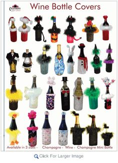 Bottle Covers $14.99 each!