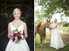 Kentucky Derby wedding or party inspiration | NC | www.SouthernBrideandGroom.com | Photo: Rachel Red Photography