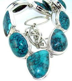 .Turquoise Necklace