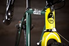 Cross Racer – Cielo Cycles.  I very much need to win $2500 in the lottery.