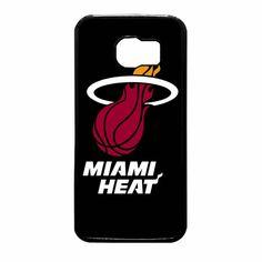 Miami Heat Logo Samsung Galaxy S6 Case