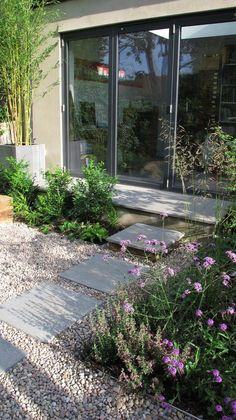 In fact, I'm not just dreaming of a mature garden, I'm dreaming of a garden full stop! It would be fantastic to have some outside space in the summer. What I miss the most from our home in France is t
