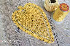 Pineapple Crochet Pattern Crochet Pineapple Pattern Anywane Can Learn Crochetbeja # Beau Crochet, Puff Stitch Crochet, Crochet Cord, Bobble Stitch, Crochet Motifs, Crochet Flower Patterns, Crochet Flowers, Crochet Baby, Blanket Crochet