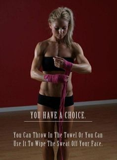I choose OPTION 2, how about everyone else? What are you doing today to become a healthier, happier, in shape YOU? =)