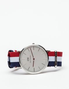 America ribbon watch #patriotictimecheck Need Supply Co. #currentlyobsessed