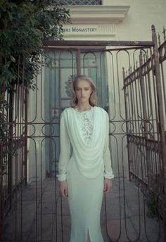 Impresionantes vestidos de novia | Colección Yaki Ravid