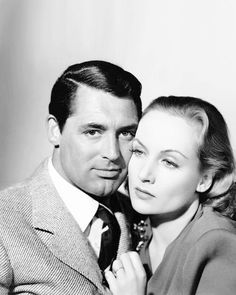 "Carole Lombard and Cary Grant in ""In Name Only"",1939"