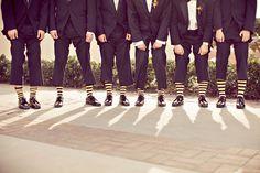 Matching socks!