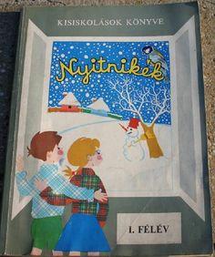 Nyitnyikék kisiskolás foglalkoztató könyv