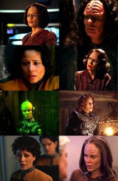B'Elanna Torres' Many Faces