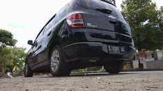Chevrolet Spin LTZ exhaust modification