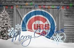 Merry Cubs Christmas