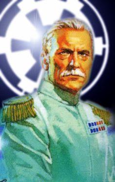 Star Wars Legends #StarWars  Grand Admiral Gilad Pellaeon  Supreme Commander of the Imperial Fleet (Imperial Remnant)