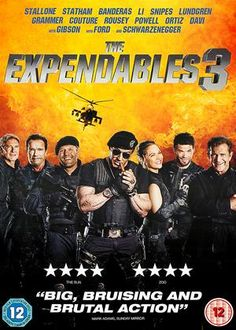 Best Rental of the Week: #TheExpendables3