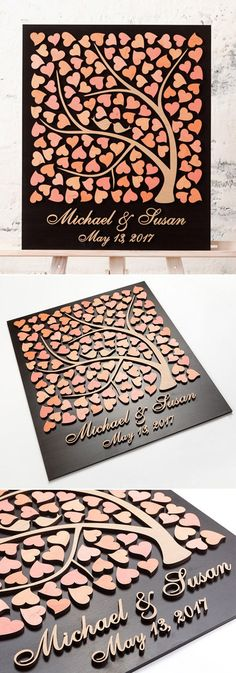 For those of you getting married in a barn, farm or other rustic wedding venue this post is for you. A wedding guest book is a lovely memento from your wedding day. Today I have the pleasure of bringing you collection of rustic guestbook ideas, which range from maps to drop boxes! These talented designs from Etsy that can make your …