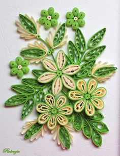 Quilling by pinterzsu on DeviantArt
