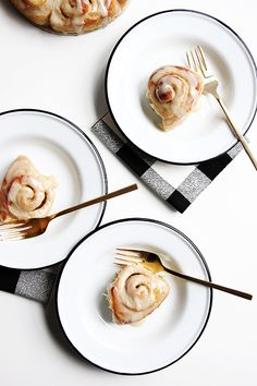 Make-ahead orange clove rolls. They come together the way a breakfast roll should—with little effortand no early alarm clock.