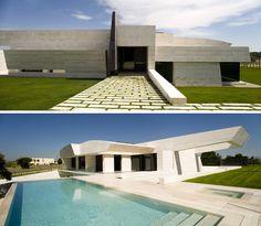 Pozuelo de Alarcón House in Spain by A cero