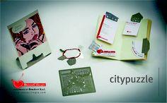 City Puzzle by Hiroe Haraki