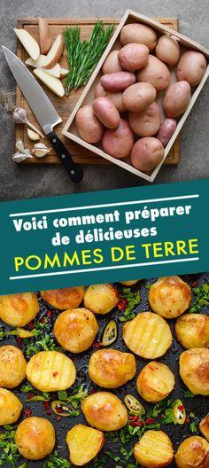 13 astuces pour parfaitement réussir vos recettes avec des pommes de terre