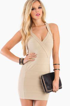 Fabian Bodycon Dress $35 at www.tobi.com