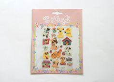 Stickers epoxy CHIENS et accessoires : Stickers, autocollants par boutique-creative-by-c-dona