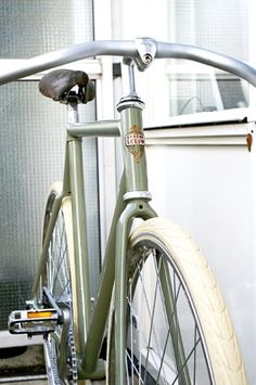 Fixed Gear Bike made by Ruud Hovestad