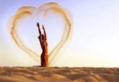 Heart by flying Sands. :)