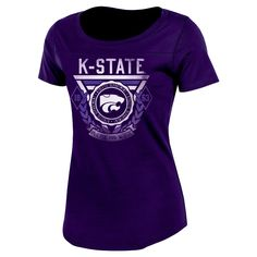 NCAA Kansas State Wildcats Women's T-Shirt -