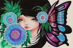 Fairy Spring Flowers