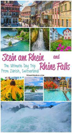 7e4aa00a38 how to see stein am rhein and rhine falls from zurich switzerland  Switzerland Travel Guide