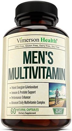 Men's Daily Multivitamin Supplement - Vitamins A C D E B1 B2 B3 B5 B6 B12, Saw Palmetto, Zinc, Selenium, Spirulina, Calcium, Lutein, Magnesium, Green Tea, Biotin. Non-Gmo Multivitamins #Men's #Daily #Multivitamin #Supplement #Vitamins #Palmetto, #Zinc, #Selenium, #Spirulina, #Calcium, #Lutein, #Magnesium, #Green #Tea, #Biotin. #Multivitamins