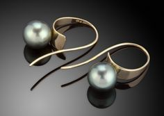 Tahitian Pearls and 18K Royal Gold