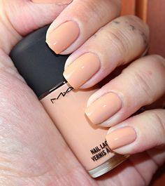 Mac Skin Nail Polish Penelope Trousse Pinterest Skins