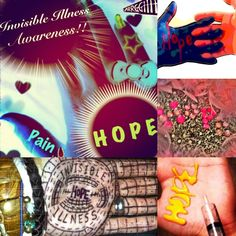 #hopehandsforacause was a tag I created on Instagram to help raise awareness for people living with invisible illnesses. It was started this past Wednesday 9/12/12 in honor of Invisible illness awareness week. Create your own hand of hope today to show your support!!! Tag it to #hopehandsforacause on Instagram  me @cfs_warrior_princess ...OR Pin it& share with me...If we all join hands together we can make a difference:)!!!