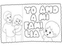 actividades preescolar la familia - Yahoo Search Results
