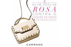 ALEGRIA DE VIVER E AMAR O QUE É BOM!!: [DIVULGAÇÃO DE SORTEIOS] - Carrano apoia Outubro R...