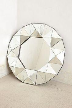 Round Venetian Mirror by: Anthropologie