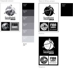 Reviewed: New Logo and Identity for EuroBasket 2015 by Brandia Central