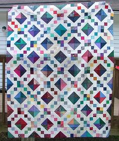 I'm linking up with the Blogger's Quilt Festival  hosted by Amy of Amy's Creative Side.   Amy began the Blogger's Quilt Festival a few year...