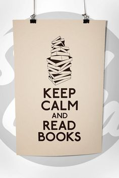 ...read books.