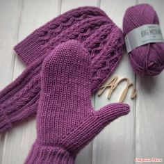 Привет всем все всем! Редкий гость теперь я тут, хотя всему тому чему я научилась в вязание я благодарна СТРАНЕ МАМ!!! Mittens Pattern, Mitten Gloves, Knitted Hats, Wrist Warmers, Fingerless Gloves, Knit Crochet, Knitting, Handmade, Craft Ideas