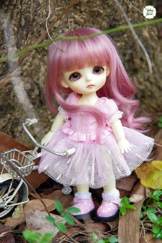 Lati Yellow/Pukifee Lovely Daisy Top Pink Color by YlangGarden