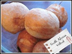 South African Vetkoeok in the Thermomix
